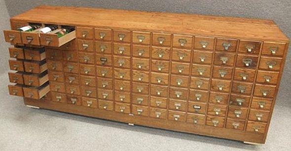 antique wine cabinet - Vintage Index Filing Cabinet - Antique Wine Cabinet Antique Furniture