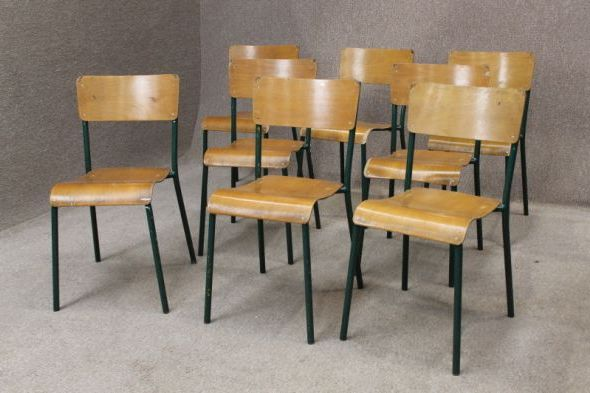 vintage-stacking-chairs