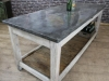 industrial kitchen bench
