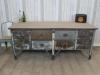 industrial kitchen sideboard
