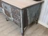 vintage kitchen sideboard
