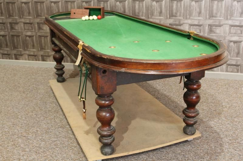 victorian bagatelle table