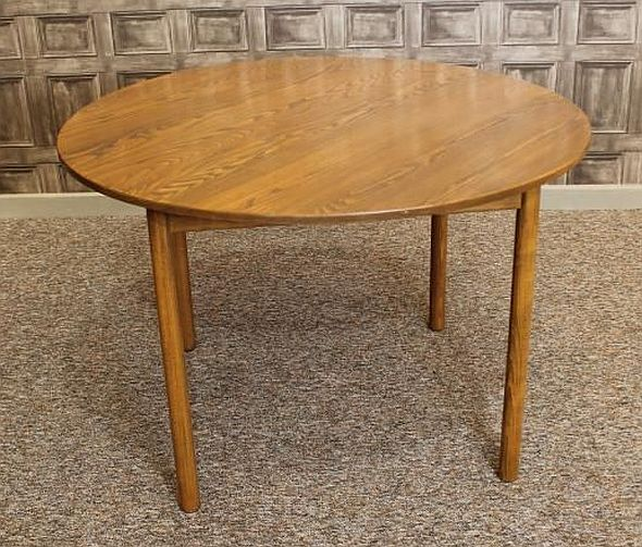 Ercol Dining Table A Classic Designed Retro Table Renowned For Qualityvintage Industrial Retro