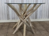 rustic table natural