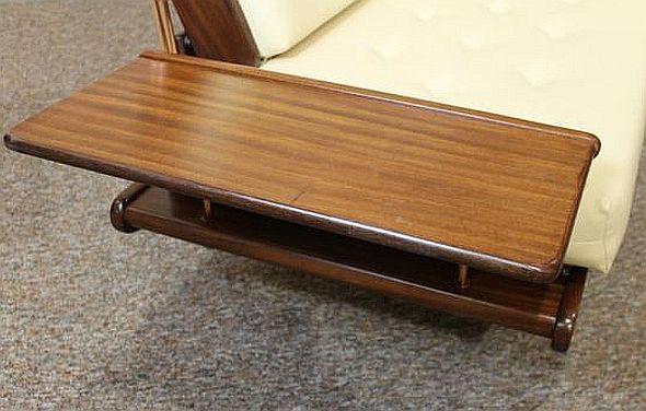 Vintage Sofa Bed Original 1960s Teak Furniture Made By