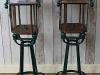 antique pedestal lighting