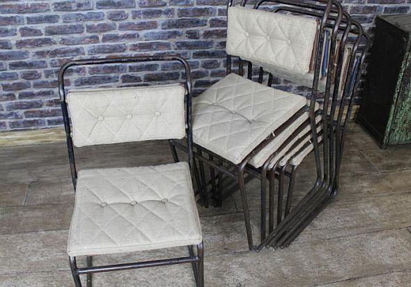 vintage-stacking-school-chairs
