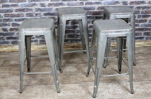 industrial-stools