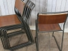 industrial vintage chairs
