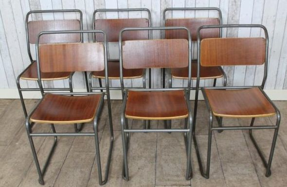 vintage-retro-stacking-chairs