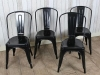 metal tolix chairs