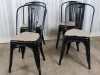 tolix cafe chairs