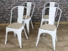 tolix style chairs