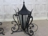 gate post pillar top lanterns