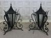 wrought iron lanterns