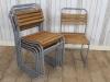 original stacking chairs