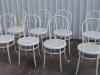 bentwood cross back chairs