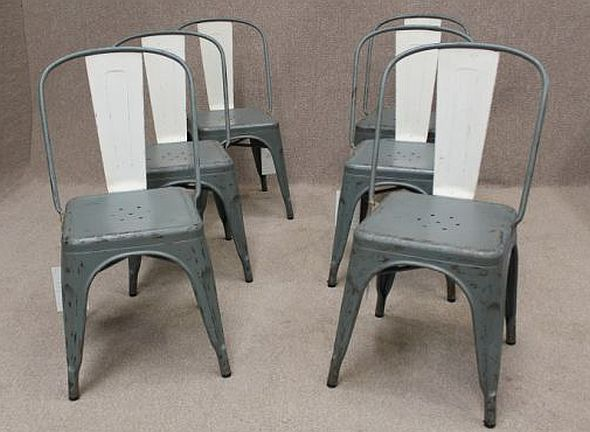 battleship-grey-industrial-retro-chairs