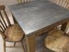 zinc table