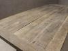 industrial oak tables
