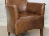 vintage style armchair