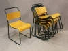 cox style stacking chairs