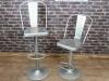 galvanised tolix chair