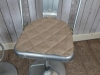 vintage style cafe restaurant chair