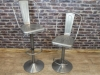 vintage style adjustable chairs