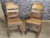 retro vintage style copper seat
