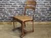 eton chair vintage style seat