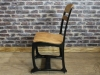 vintage industrial retro style chair