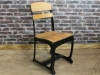 vintage style dining chair