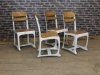 Eton vintage style school chair