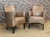 antique style armchair