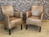 vintage style armchair