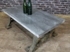 large industrial coffee table