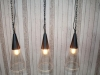 retro style string lighting