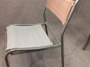 tubular vintage style chair