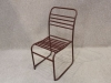sprung stacking chair