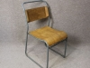 vintage pel stacking chair
