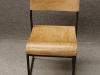 retro metal stacking chairs
