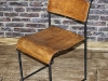 authentic stacking chairs