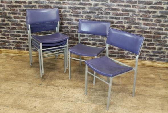 bistro retro dining chair
