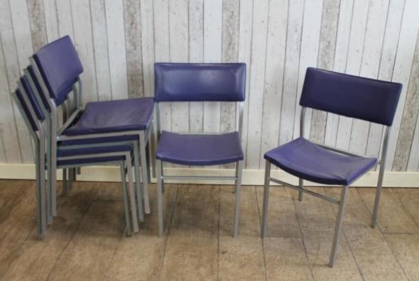Vintage Retro Bistro Chair Restaurant Cafe Chair 1960 1970s