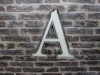 decorative wall letter a