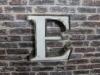 vintage retro capital letters