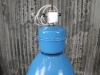 large blue industrial light