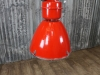 large red industrial light