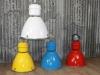 large coloured lights